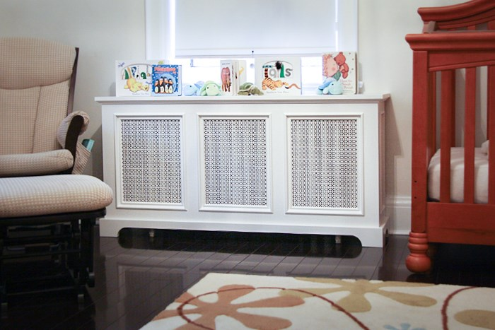 Back Bay Radiator Cover By Fichman Furniture