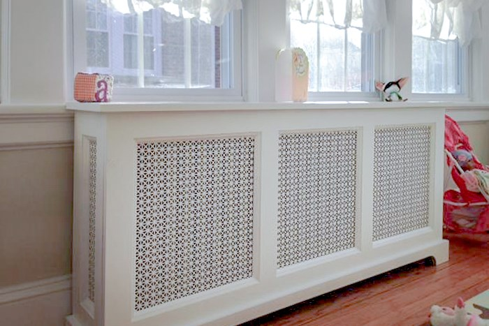 Chestnut Hill Radiator Cover By Fichman Furniture
