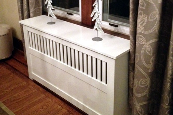 New England Radiator Cover By Fichman Furniture