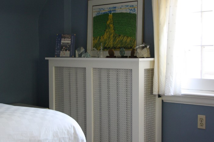 Shaker Radiator Cover By Fichman Furniture