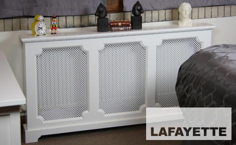 Lafayette Style Radiator Cover